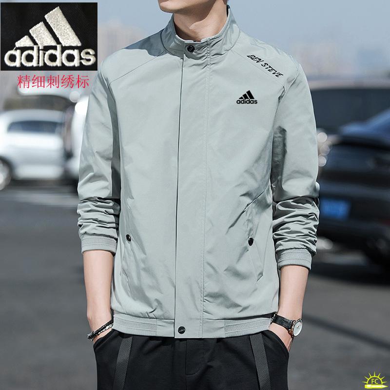 高仿Adidas阿迪达斯2020年秋季新款夹克