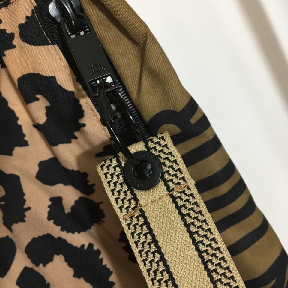 ️Dio*新款运动套装豹纹印花长袖连