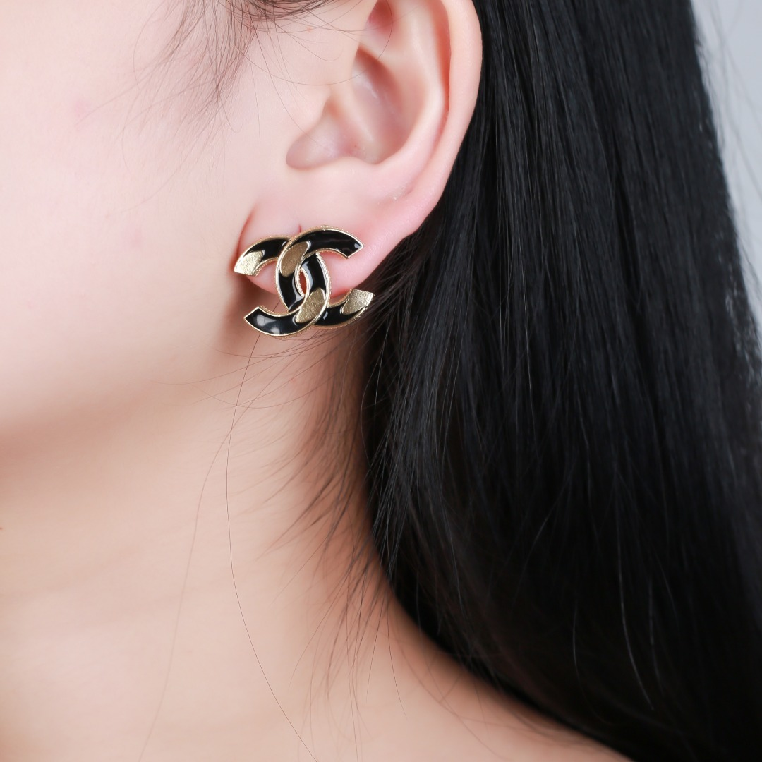 小香Chanel2021新款耳环专柜