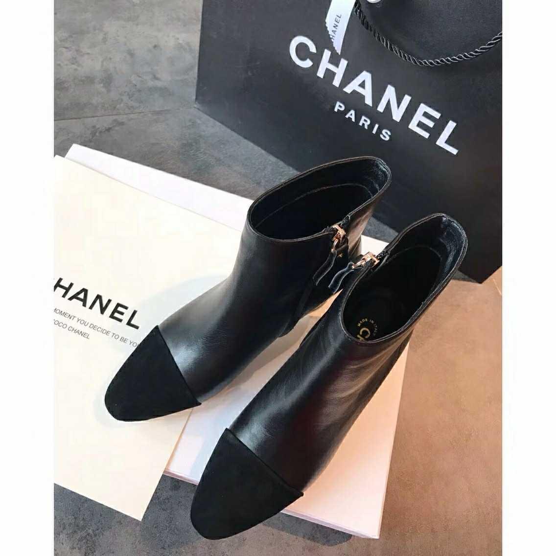 Chanel香奈儿秋冬款专柜同步上市