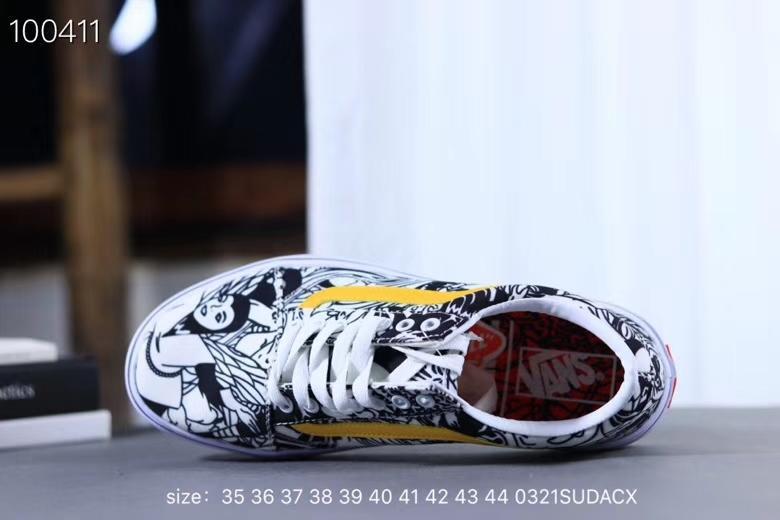 ?200SK8-HI REISSUE  漫威 蜘蛛侠 复仇者联盟 涂鸦 高帮 帆布面  板鞋 0321SUDACX