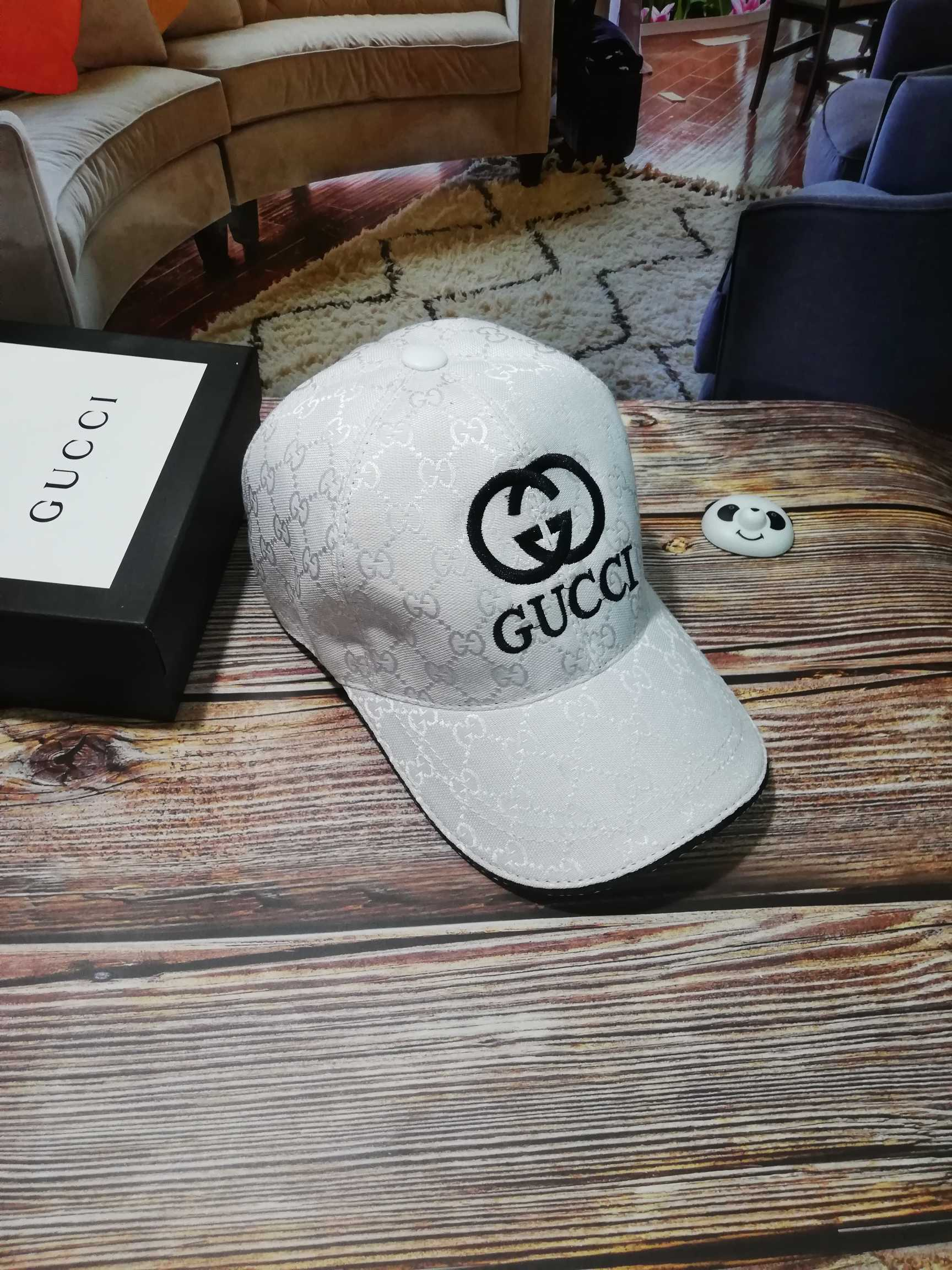 古奇Gucci刺绣高端棒球帽(图2)