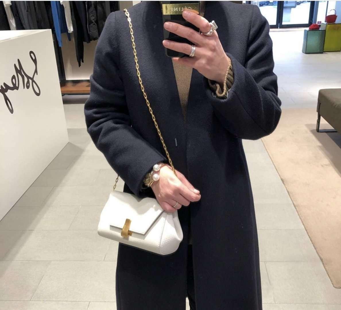 BV Angle bag 新款mini Bottega Venetaangle bag系列(图2)