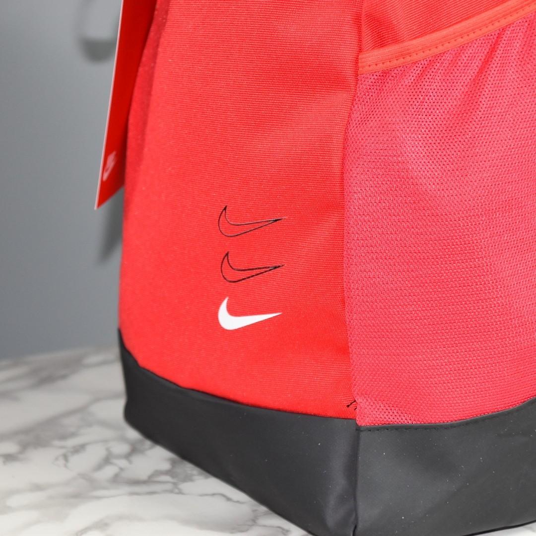P175.。正品开模2020官网同款耐克背包高密度聚酯纤维简约双肩包☘,帆布拼接简约设计不简单,独显品位,卓越品质